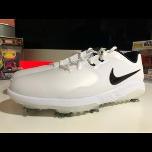 Nike Vapor Pro Golf White/Black sz9